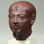 Head of the Young Horus