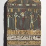 Grave Stela of a Lady