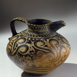 Minoan Decorated Jug