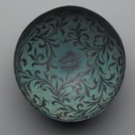 Bowl with Water-Weed Motif