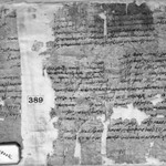 Papyrus Fragments with Greek Text
