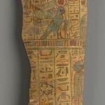 Ba Bird on Coffin Fragment