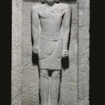 Statue in a Niche