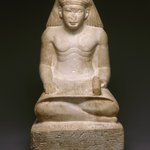 Scribe Statue of Amunhotep, Son of Nebiry