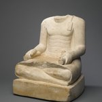 Headless Statue of the Scribe Djehuti