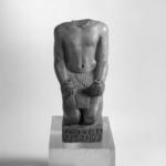Kneeling Statue of Nesbanebdjedet
