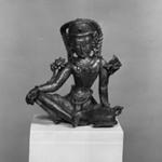 Bodhisattva Figure (Avalokitescara?)