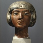 Head Resembling Akhenaten