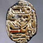Scarab Seal Bearing the Name of Amunhotep III