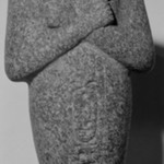 Sculpture Fragment of Amenophis IV
