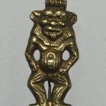 Amulet in the Form of the God Bes
