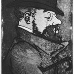 Portrait of Toulouse-Lautrec