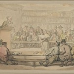 A Book Auction at Sothebys