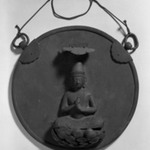 Buddhist Votive Plaque (Kakebotoke)