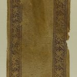 Yellow Tunic - Front with Marine Motifs