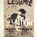 LEstampe et laffiche