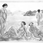 Bathers #4