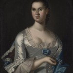 Mrs. Elizabeth Smith (née Elizabeth Chew)