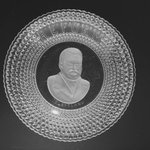 Plate (Grover Cleveland)