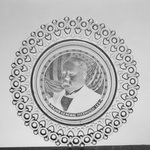 Plate or Saucer (Fitzhugh Lee)