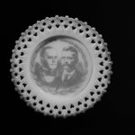 Plate (William McKinley &amp; Theodore Roosevelt)