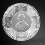 Plate (Pope Leo XIII)