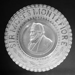 Plate (Sir Moses Montefiore)