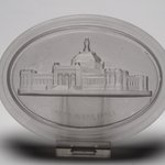 Paperweight (Memorial Hall from Centennial Exhibition)