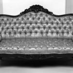 Three-seat Sofa (Rococo Revival style)