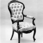 Open Armchair (Rococo Revival style)