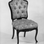 Side chair (one of a set of four)