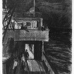 On the S.S. Aquitania in the Atlantic