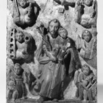 St. Joseph, Christ Child, and Angels