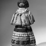 Doll Wearing Complete Typical Costume of a Seminole Woman