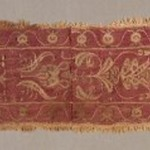 Border with Floral Design