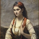 The Young Woman of Albano (LAlbanaise)
