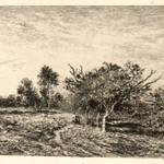 Apple Trees at Auvers (Pommiers à Auvers)