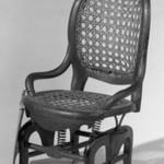 Patent Model Rocking Chair