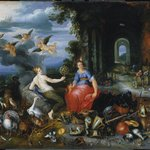 Allegory of Air and Fire