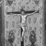 Painting Showing the Crucifixion