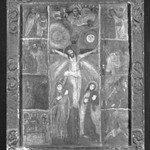 Crucifixion with John and Mary