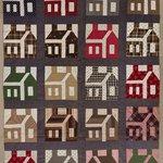 Schoolhouse Quilt