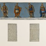 Four Inca Kings: Tupac Yupanqui, Huayna Capac, Huascar Inca, Atahuallpa