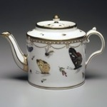 Teapot: Part of 17-Piece Tea Service