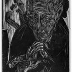 Old Woman (Mother Müller) (Alte Bünderin [Mütter Müller])