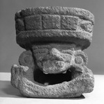 Basalt Figure of Huehueteotl