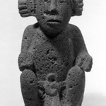 Sculpture of Male Deity