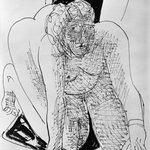 Crawling Woman (Kriechende Frau)