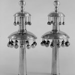 Torah Finials or Rimonim