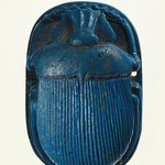 Scarab with Separate Wings